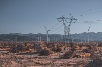 California Power Lines